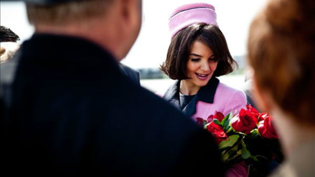 Katie Holmes to Star in The Kennedys - After Camelot Miniseries on REELZ