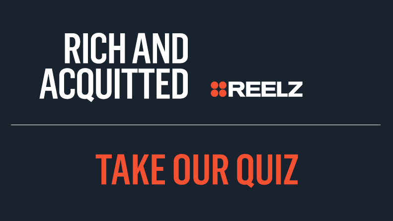 QUIZ: What crime will you be acquitted of?