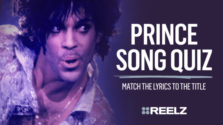 Prince Song Quiz: Match the Lyrics to the Title