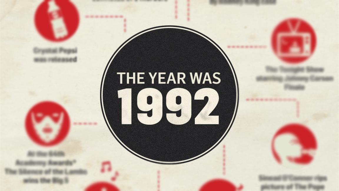 The Year Was 1992: John Gotti