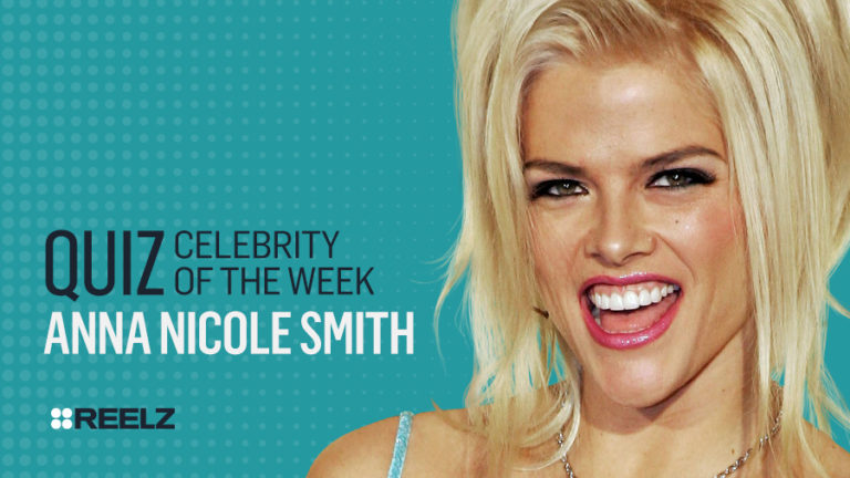 Celebrity of the Week: Anna Nicole Smith